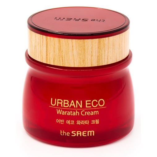 Крем The Saem Urban Eco Waratah Cream the saem whitening vita cream