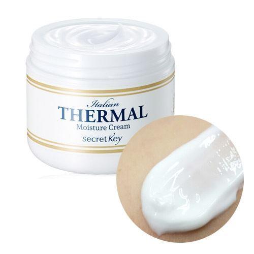 Крем Secret Key Italian Thermal Moisture Cream 50 мл крем насыщенный динамичное увлажнение aqualia thermal 50 мл