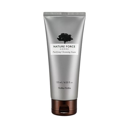 Пенка Holika Holika Nature Force Homme Purifying Cleansing Foam  недорого
