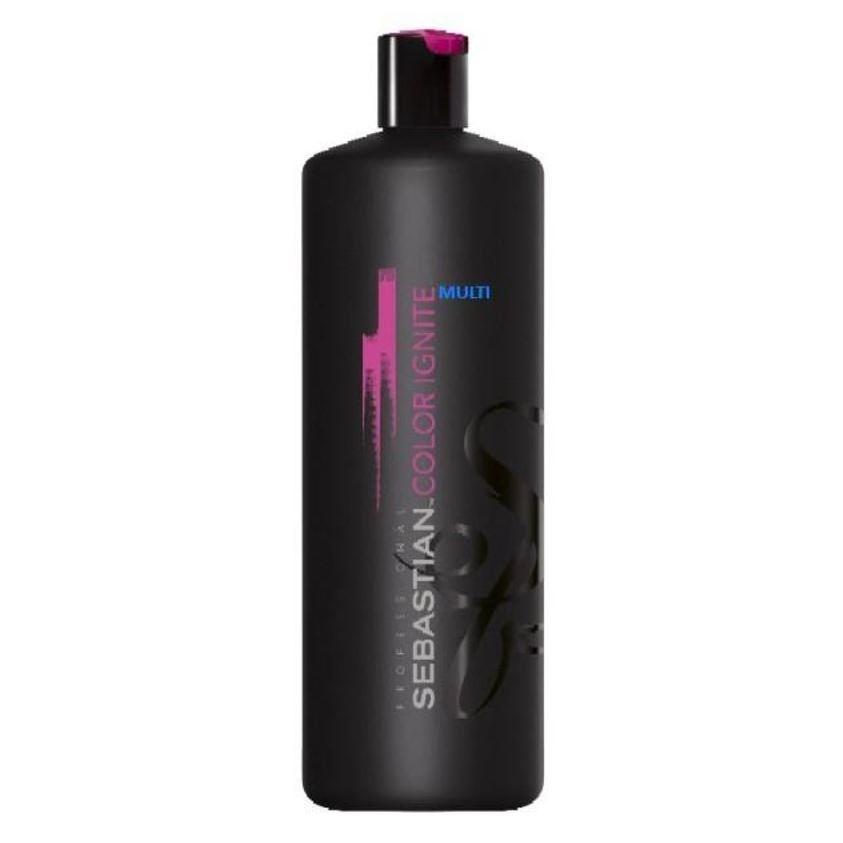 Шампунь Sebastian Professional Color Ignite Multi Shampoo 250 мл sebastian professional liquid gloss