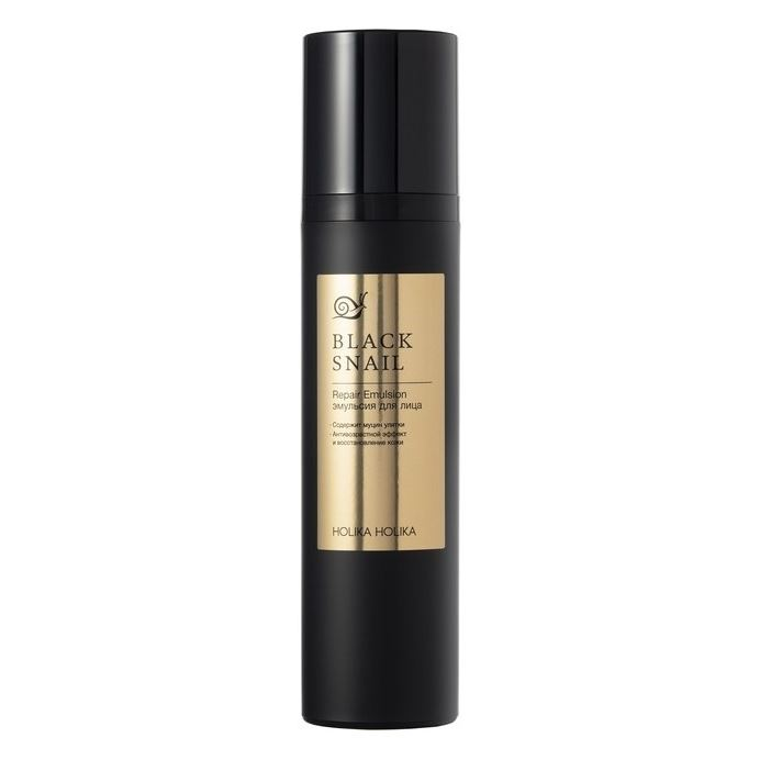 Эмульсия Holika Holika Prime Youth Black Snail Repair Emulsion 160 мл эмульсия holika holika prime youth black snail repair emulsion 160 мл