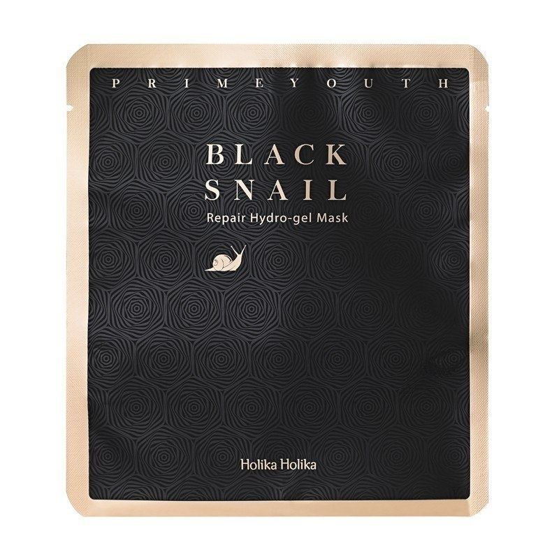 Маска Holika Holika Prime Youth Black Snail Repair Hydro-gel Mask (25 г) эмульсия holika holika prime youth black snail repair emulsion 160 мл