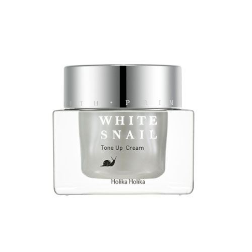 Крем Holika Holika Prime Youth White Snail Tone Up Cream 50 мл эмульсия holika holika prime youth black snail repair emulsion 160 мл