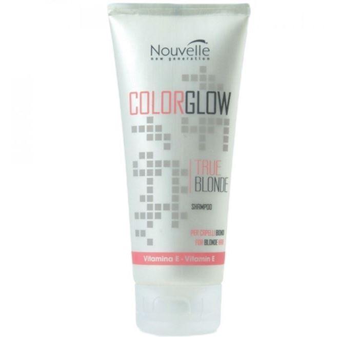 Шампунь Nouvelle True Blond Shampoo  200 мл шампунь nouvelle hi fill anti age preliminary shampoo