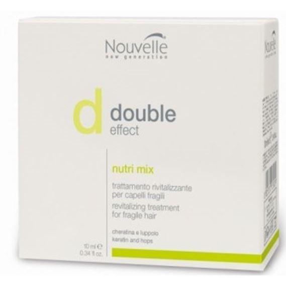 Ампулы Nouvelle Double Effect Nutrimix  10 мл