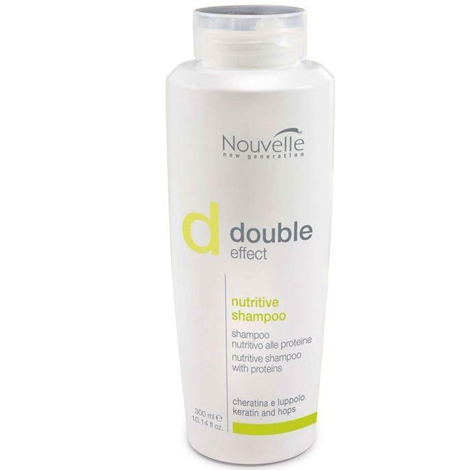 Шампунь Nouvelle Double Effect Nutritive Shampoo 250 мл шампунь nouvelle every day herb shampoo 250 мл
