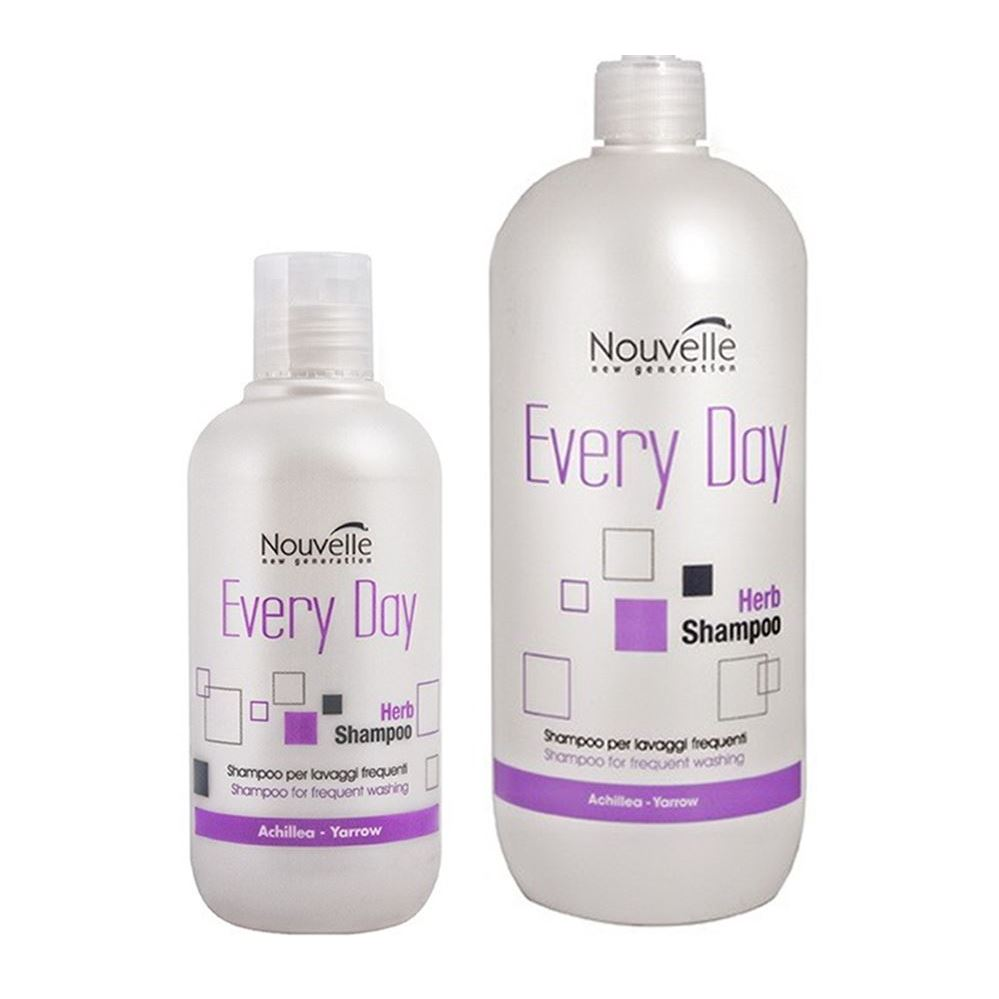 Шампунь Nouvelle Every Day Herb Shampoo 250 мл fishing joy every day 480g