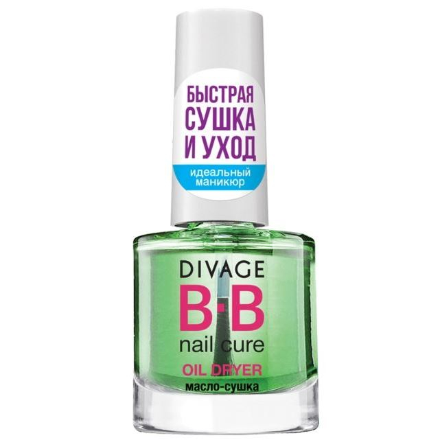 Масло Divage BB Oil Dryer 6 мл масло kativa morocco argan oil nuspa масло