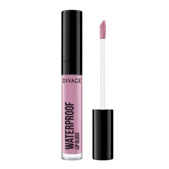 Блеск для губ Divage Waterproof Lip Gloss (04) блеск для губ divage vinyl gloss transparent lip liner 23