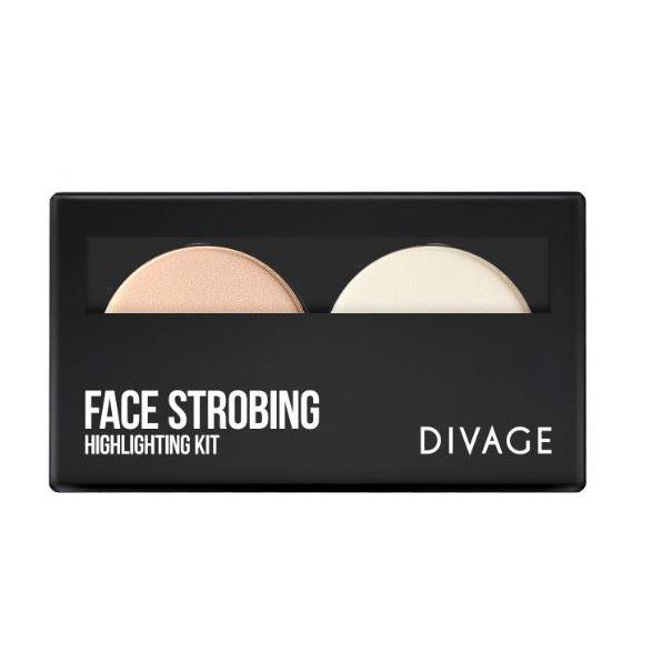 База под макияж Divage Face Strobing (Палетка)