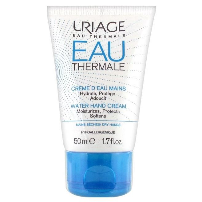 Крем Uriage Eau Thermale Water Hand Cream 50 мл the yeon canola honey silky hand cream крем для рук с экстрактом меда канола 50 мл