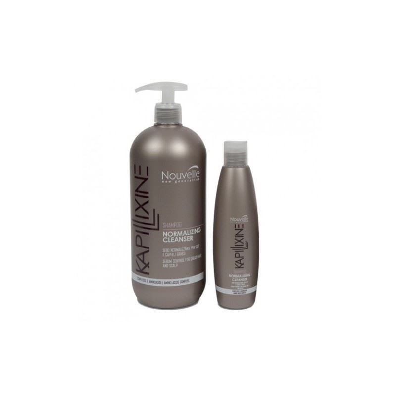 Шампунь Nouvelle Normalizing Cleanser Shampoo 250 мл шампунь nouvelle hi fill anti age preliminary shampoo