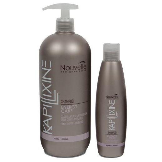 Шампунь Nouvelle Energy Care Shampoo 250 мл шампунь nouvelle every day herb shampoo 250 мл