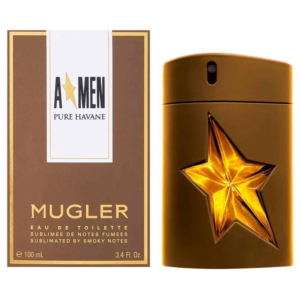 Туалетная вода Thierry Mugler A*Men Pure Havane 100 мл недорого