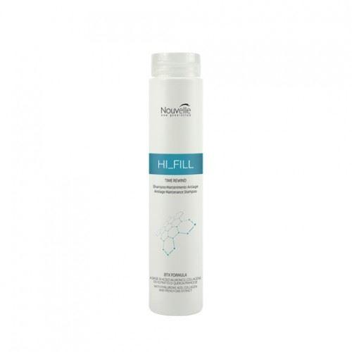 Шампунь Nouvelle HI-FILL Anti-Age Maintennce Shampoo  250 мл шампунь nouvelle hi fill anti age preliminary shampoo