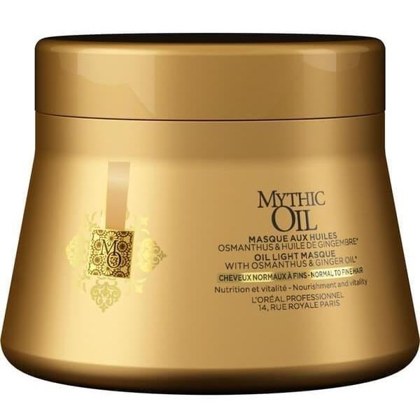 Маска L'Oreal Professionnel Mythic Oil Light Mask l oreal professionnel mythic oil масло сияние для окрашенных волос 100 мл
