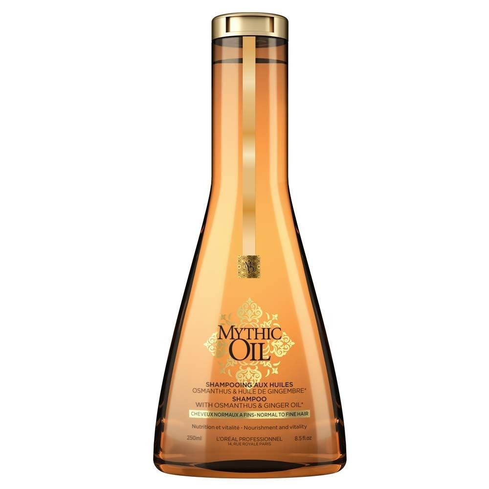 Шампунь L'Oreal Professionnel Mythic Oil Shampoo For Normal To Fine Hair l oreal professionnel mythic oil масло сияние для окрашенных волос 100 мл
