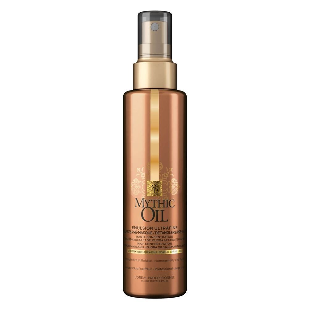 Эмульсия L'Oreal Professionnel Mythic Oil Detangler and Pre-masque l oreal professionnel mythic oil масло сияние для окрашенных волос 100 мл
