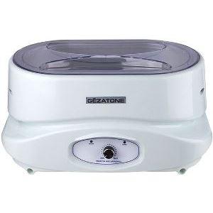Нагреватель Gezatone BR507 Ванна-нагреватель для парафина (BR507 ) gezatone уф стерилизатор gezatone st205 1304201 1 шт