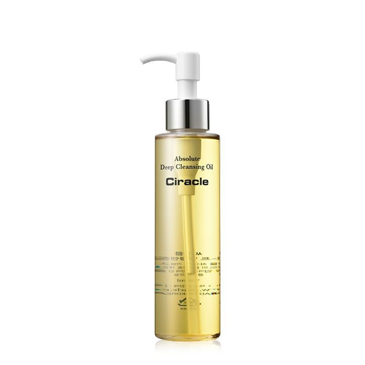 Масло Ciracle Absolute Deep Cleansing Oil 150 мл масло kativa morocco argan oil nuspa масло