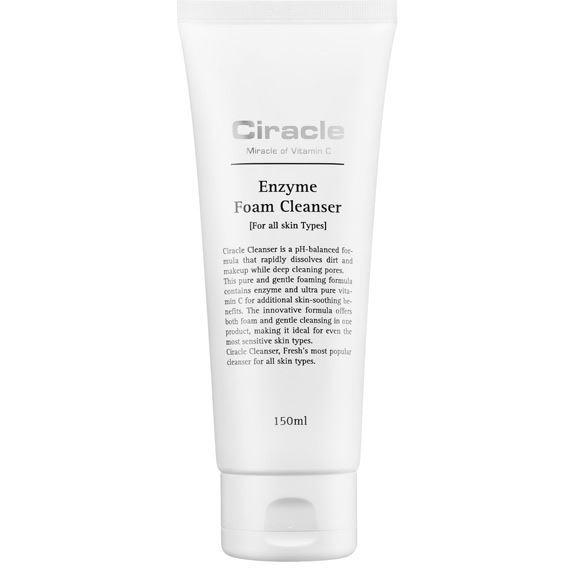 Пенка Ciracle Enzyme Foam Cleanser  150 мл kueshi purifying foam cleanser пенка для умывания 150 мл