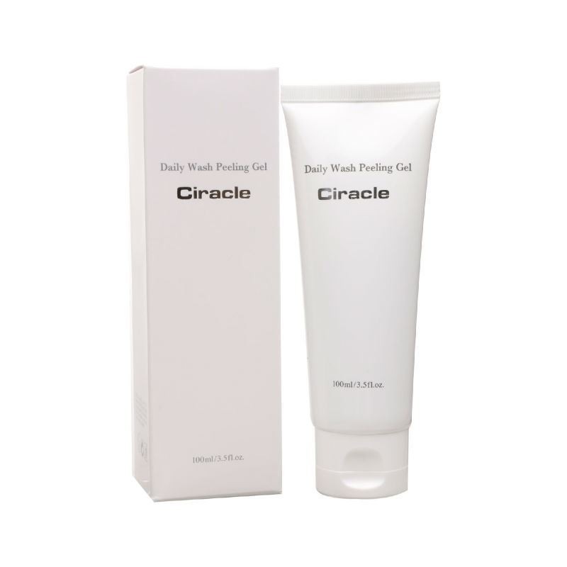Гель Ciracle Daily Wash Peeling Gel 100 мл the yeon lotus roots 365 silky skin bubble peeling gel пилинг гель с экстрактом лотоса 100 мл