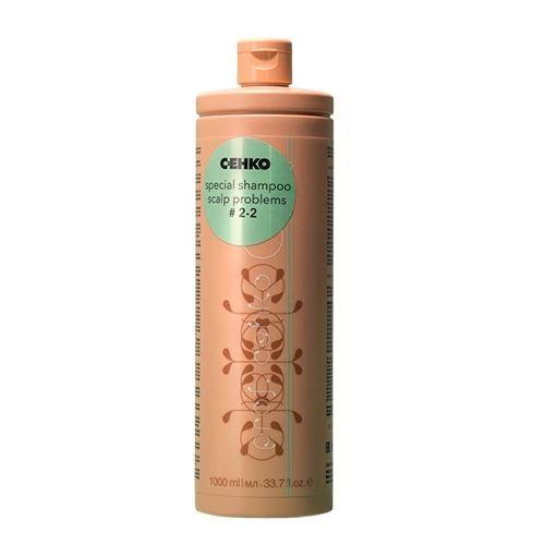 Шампунь C:EHKO Special Shampoo Scalp Problems шампунь хербал эсенсес купить в киеве