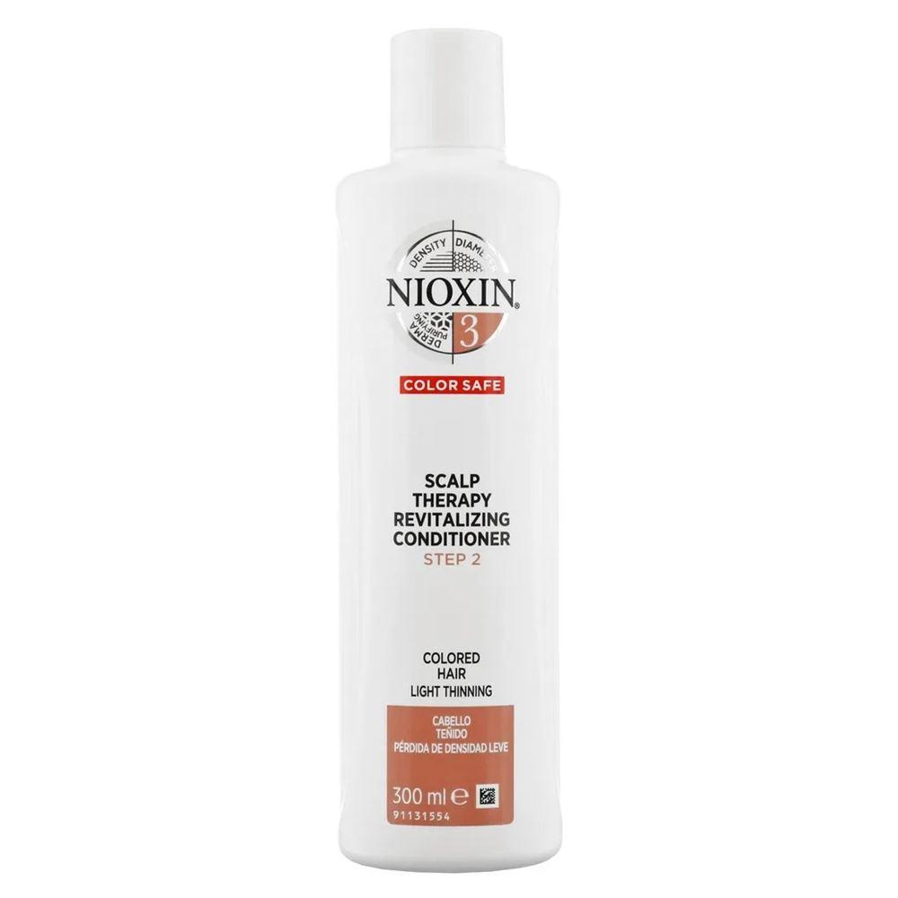 Кондиционер Nioxin Scalp Revitaliser Conditoiner 3 300 мл кондиционер nioxin scalp revitaliser conditoiner 2