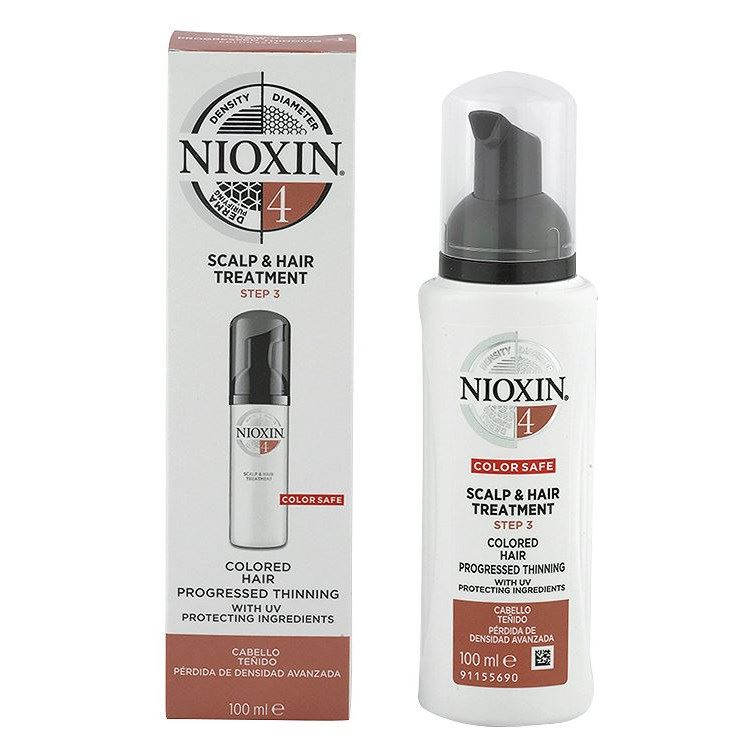 цена на Маска Nioxin Scalp Treatment 4