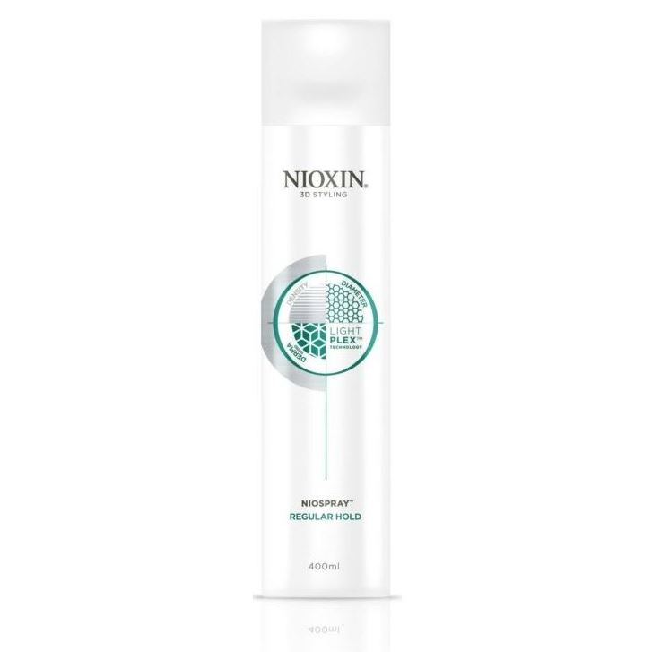 Спрей Nioxin Niospray Regular Hold 400 мл