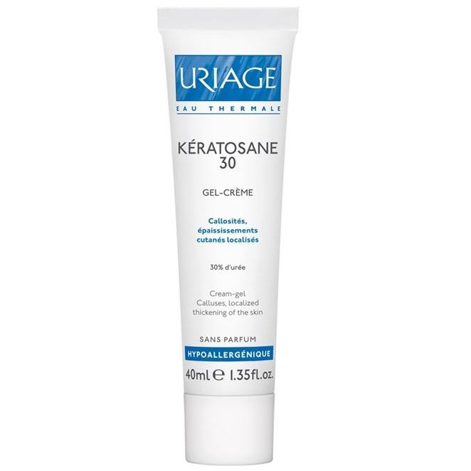 Гель Uriage Keratosane 30 Cream-Gel 40 мл недорого