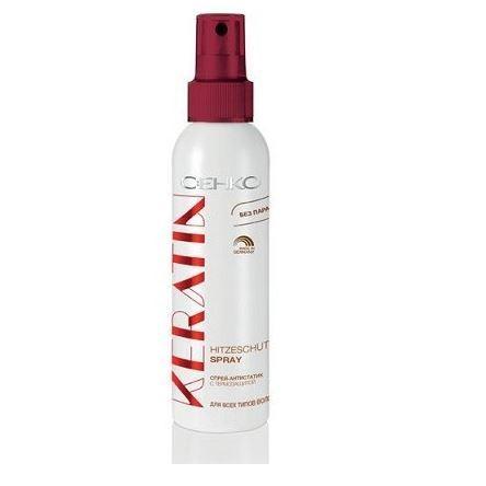 Спрей C:EHKO Keratin. Hitzeschut Spray флюид c ehko keratin farbglanz hair fluid 7 10 мл