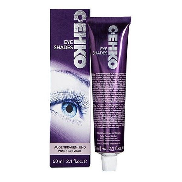 Краска для волос C:EHKO Eye Shades (черный ) мицелий грибов трюфель черный субстрат объем 60 мл