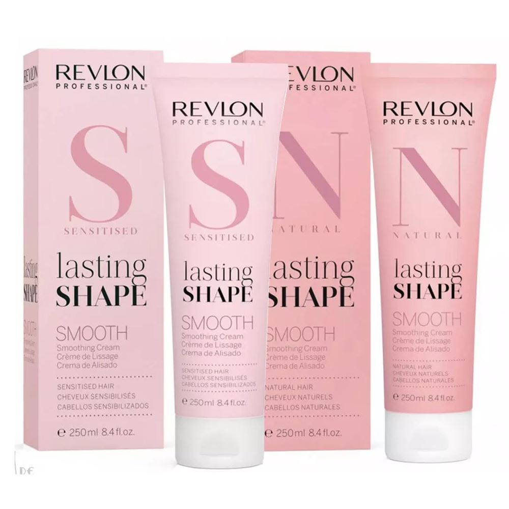 Крем Revlon Professional Lasting Shape TM Smooth (Smooth Cream Sentisised Hair)  недорого