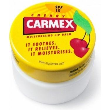 Бальзам Carmex Moisturizing Lip Balm Cherry Pot (10 г) купить дешево онлайн