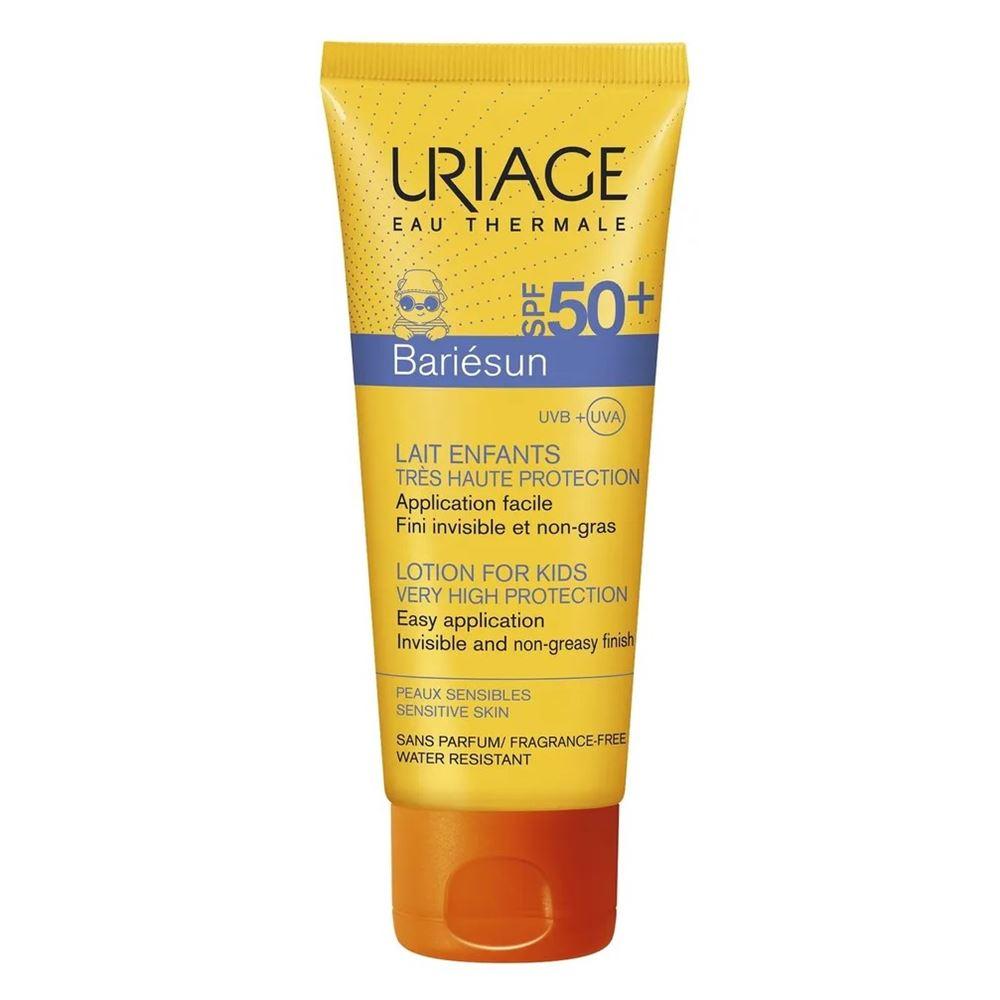 цена на Молочко Uriage Bariesun Lotion For Children SPF 50+ 100 мл