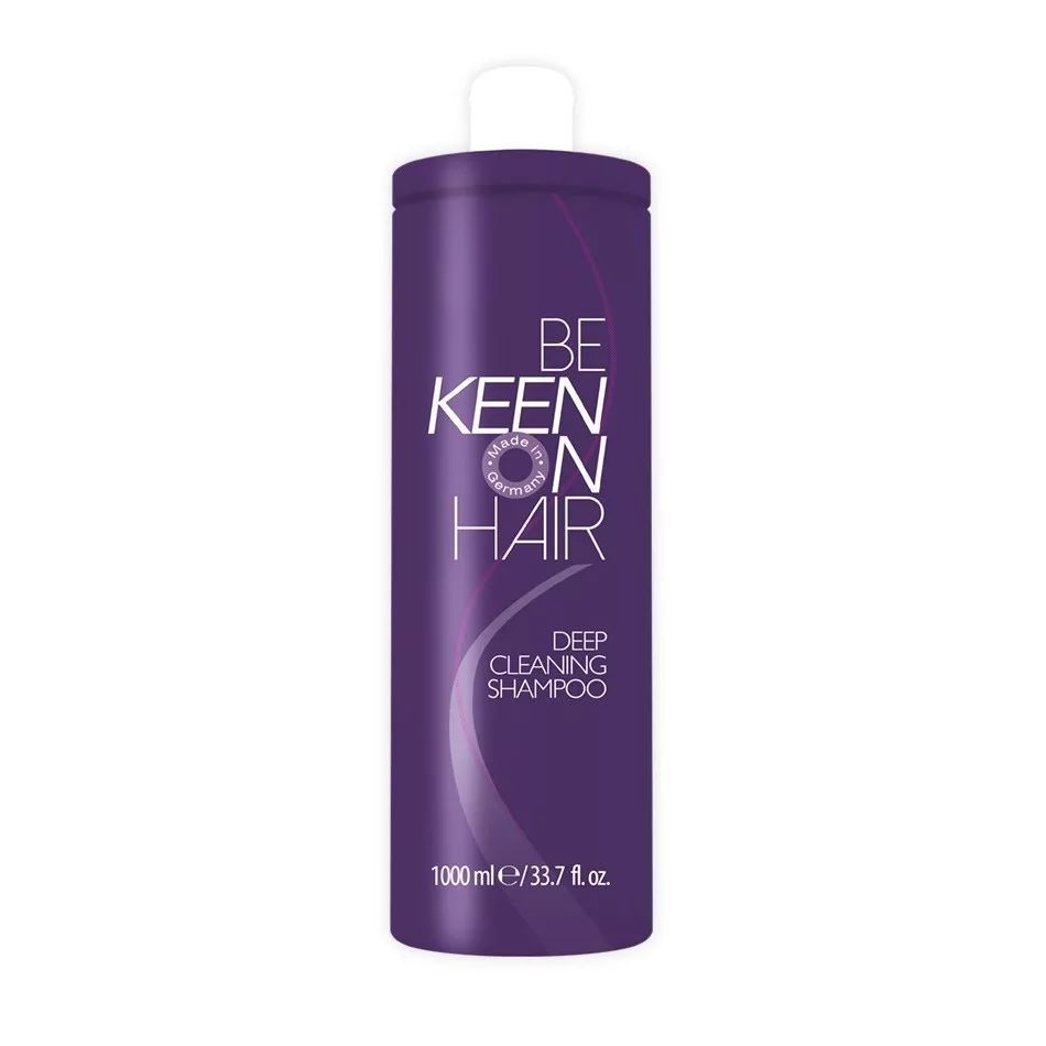 Шампунь Keen Deep Cleaning Shampoo 1000 мл шампунь keen daily care shampoo