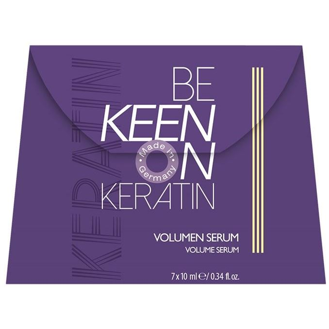 Сыворотка Keen Keratin Volumen Serum 10 мл marc lane j the mission driven venture business solutions to the world s most vexing social problems