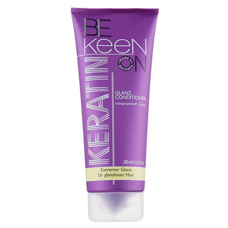 Кондиционер Keen Keratin Glanz Conditioner  200 мл кондиционер keune keratin curl conditioner объем 200 мл