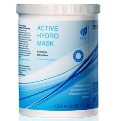 Маска Keen Active Hydro Mask  1000 мл keen soft care mask