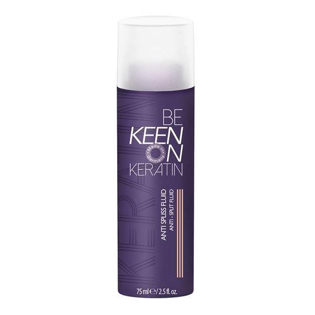 Флюид Keen Keratin Anti Spliss Fluid флюид c ehko keratin farbglanz hair fluid 7 10 мл