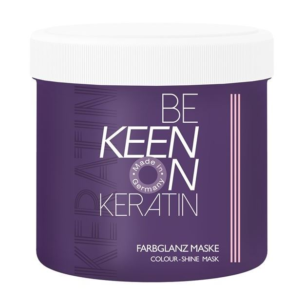 Маска Keen Keratin Farbglanz Maske флюид c ehko keratin farbglanz hair fluid 7 10 мл