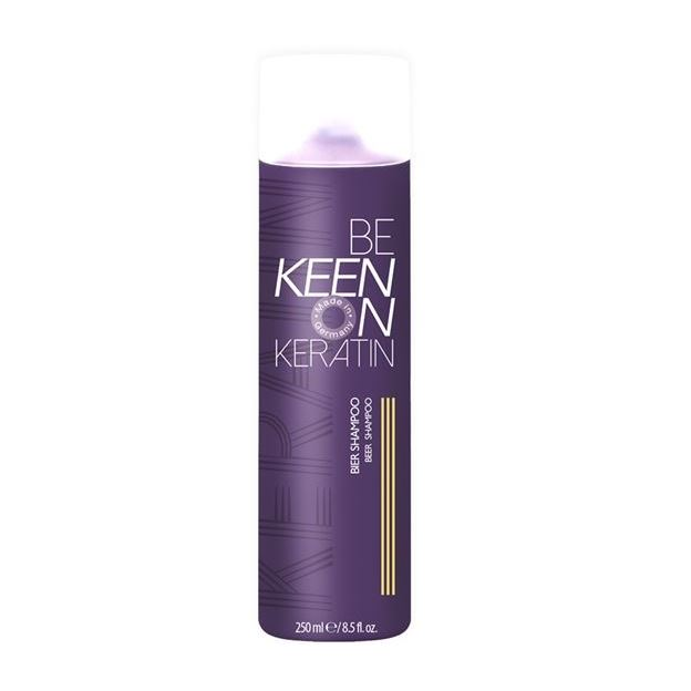 Шампунь Keen Keratin Bier Shampoo 250 мл шампунь keen daily care shampoo