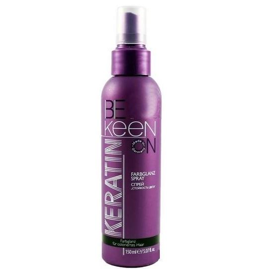 Спрей Keen Keratin Farbglanz Spray флюид c ehko keratin farbglanz hair fluid 7 10 мл