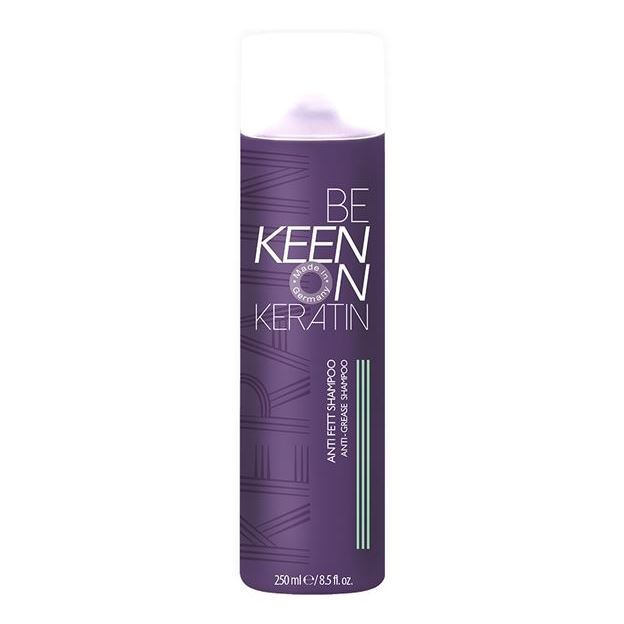 Шампунь Keen Keratin Anti Fett Shampoo  250 мл keen keratin colour protection serum