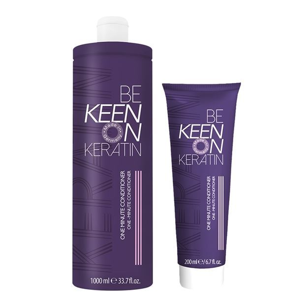 Кондиционер Keen Keratin One Minute Conditioner c ehko keratin silver conditioner