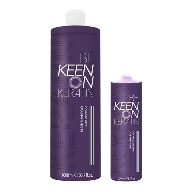 Шампунь Keen Keratin Silber Shampoo  1000 мл шампунь keen daily care shampoo