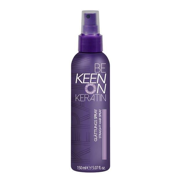 Спрей Keen Keratin Glattungsspray бразильское кератиновое выпрямление волос cocochoco pure