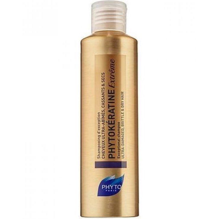 Шампунь Phyto Phytokeratine Extreme Shampoo 200 мл phyto 150ml