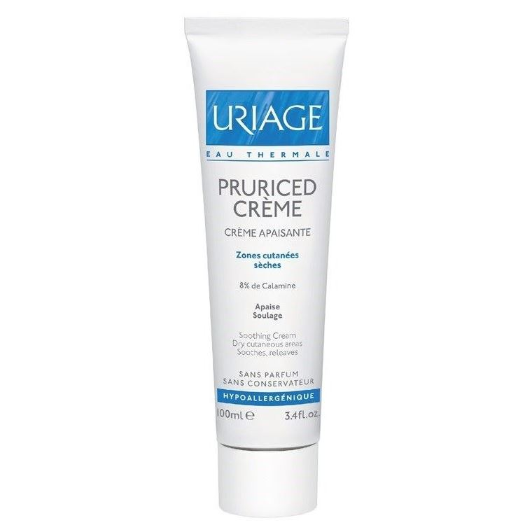 Крем Uriage Pruriced Soothing Cream 100 мл крем uriage isoliss cream